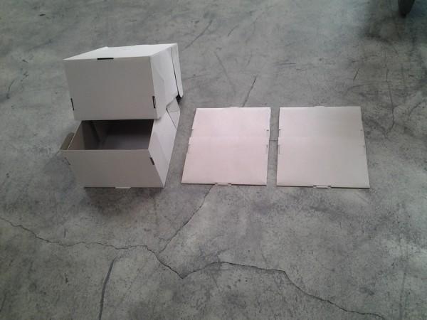 Faltkarton 330 x 255 x 180 mm P1