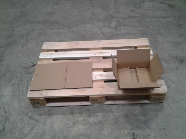 Faltkarton 302 x 240 x 67 mm W2