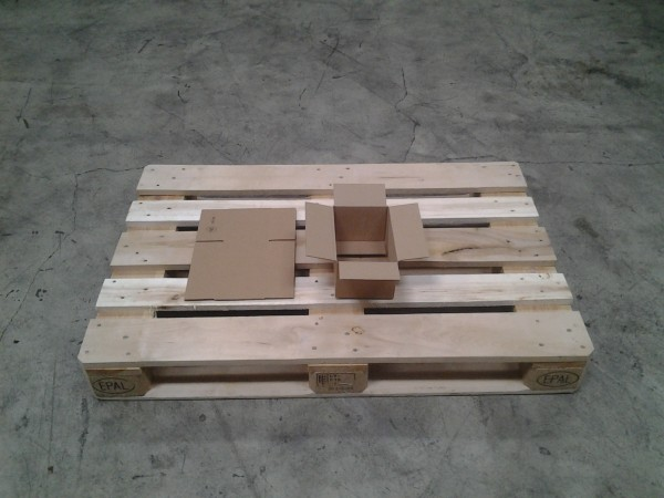 Faltkarton 218 x 146 x 122 mm W1