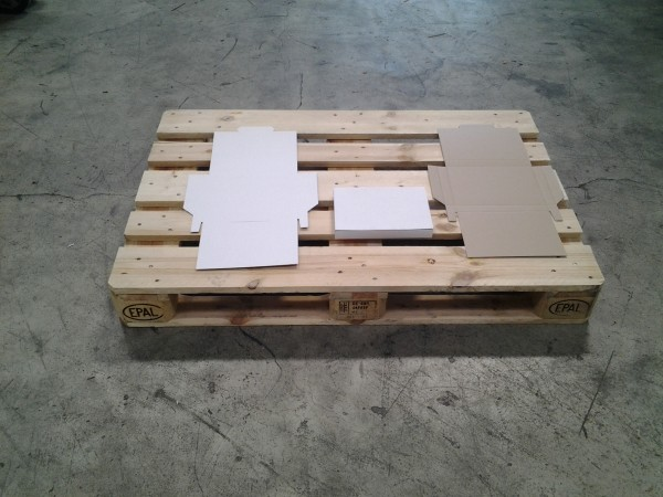 Faltkarton 250 x 175 x 24 mm W1