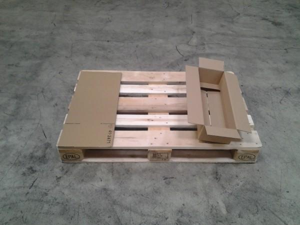 Faltkarton 580 x 185 x 115 mm W1