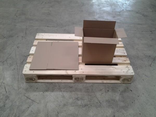 Faltkarton 348 x 184 x 330 mm W1