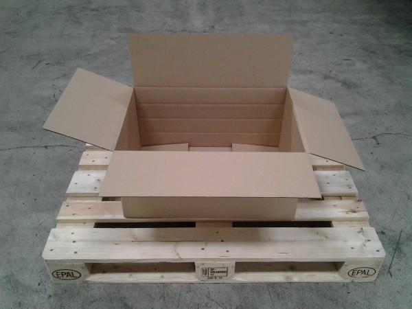 Faltkarton 650 x 450 x 305 mm W1