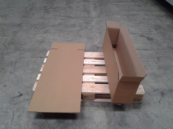 Faltkarton 1090 x 190 x 275 mm W2