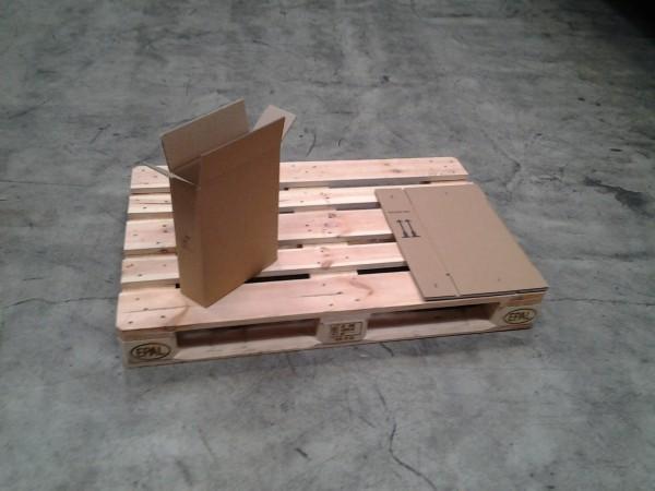 Faltkarton 275 x 94 x 365 mm W2