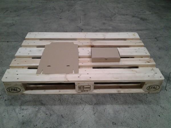 Faltkarton 235x155x43mm W1