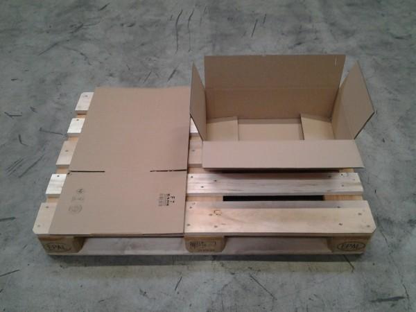 Faltkarton 540 x 280 x 175 mm W2