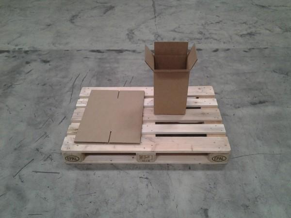 Faltkarton 225 x 220 x 400 mm W2
