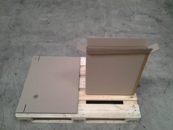 Faltkarton 500 x 80 x 560 mm W2