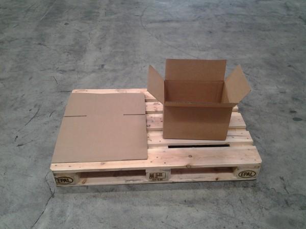 Faltkarton 380 x 291 x 232 mm W1