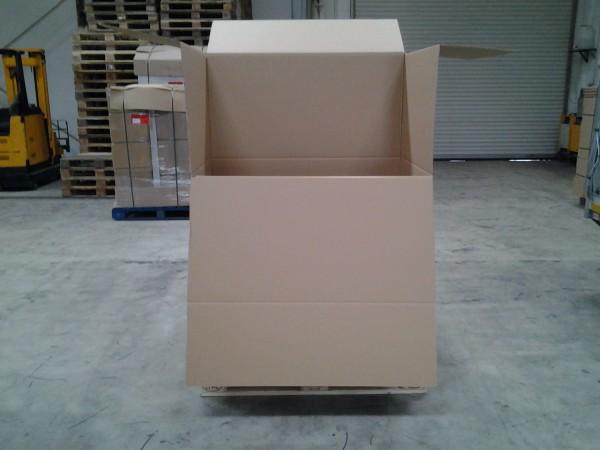 Faltkarton 1160 x 760 x 1600 mm W2