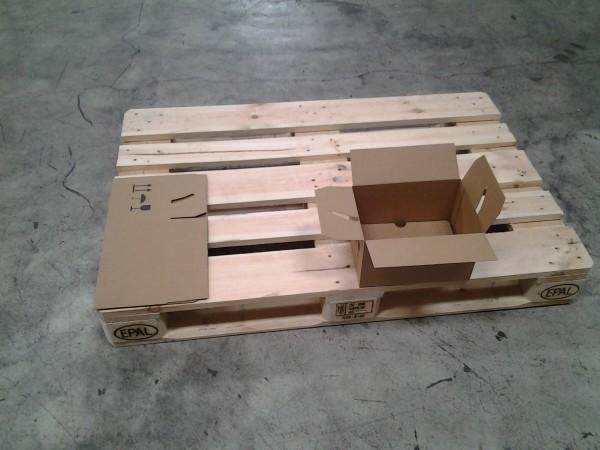 Faltkarton 255 x 170 x 155 mm W1