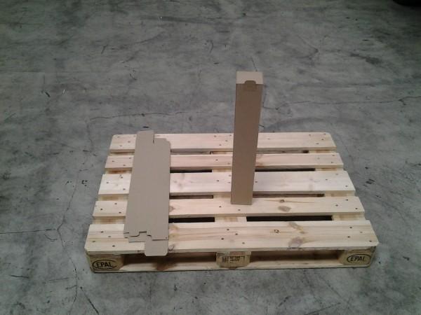 Faltkarton 90 x 90 x 605 mm W2