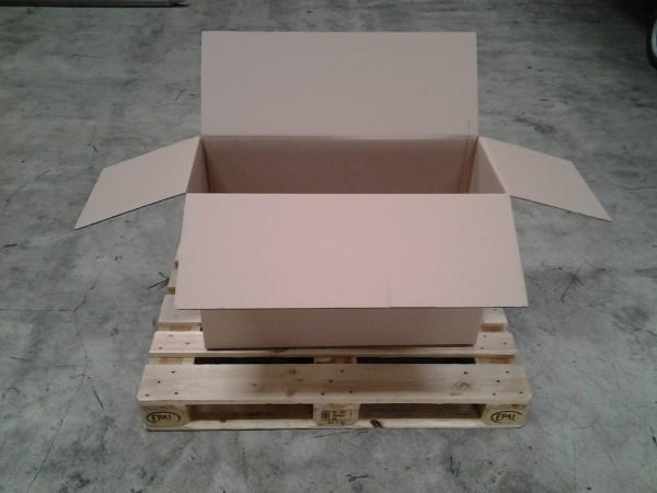 Faltkarton 880 x 340 x 555 mm W2