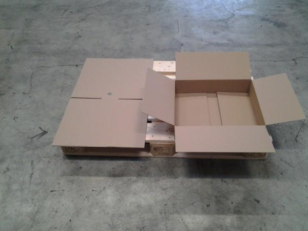 Faltkarton 465 x 395 x 95 mm W1