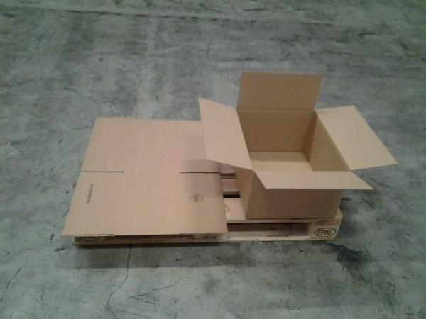 Faltkarton 500 x 400 x 250 mm W2