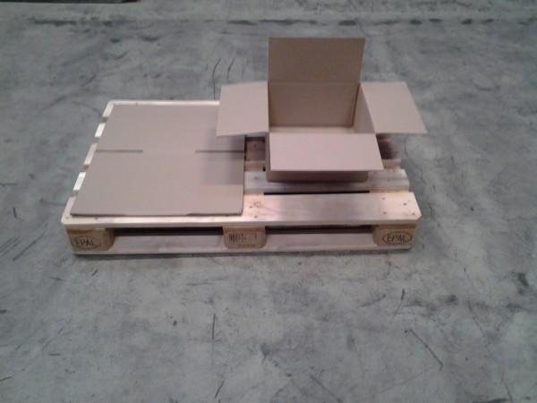 Faltkarton 355 x 355 x 200 mm W2
