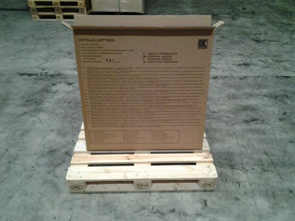 Faltkarton 1010 x 80 x 1015 mm W2