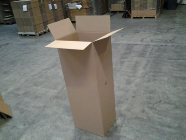 Faltkarton 530 x 420 x 1435 mm W2
