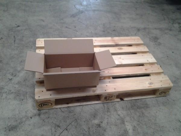 Faltkarton 420 x 245 x 150 mm W1