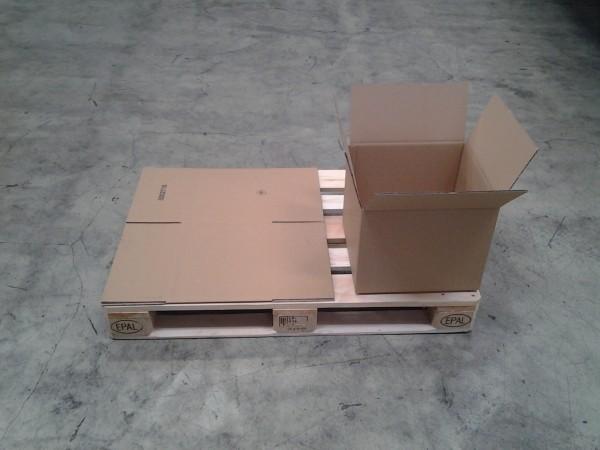 Faltkarton 395 x 380 x 315 mm W2