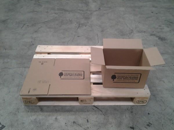 Faltkarton 387 x 252 x 261 mm W1