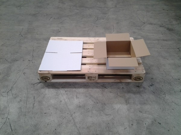 Faltkarton 350 x 300 x 155 mm W1
