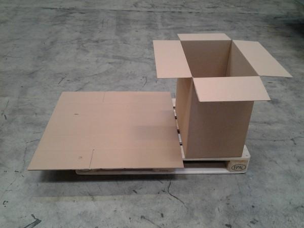Faltkarton 600 x 380 x 600 mm W1