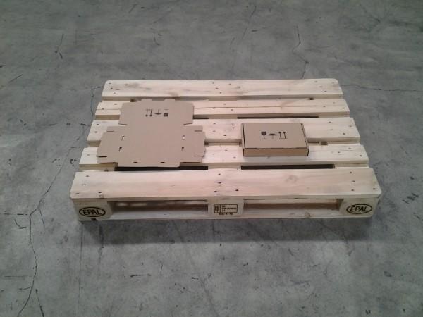 Faltkarton 250 x 162 x 40 mm W1