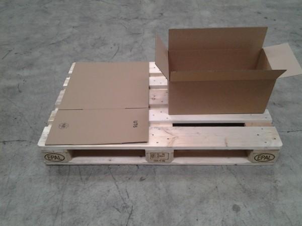 Faltkarton 515 x 260 x 230 mm W1