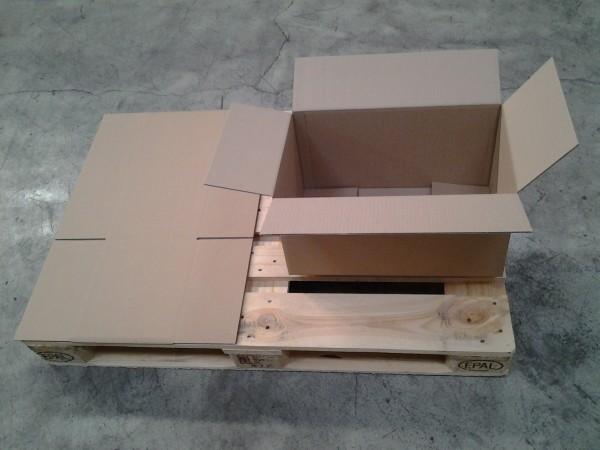 Faltkarton 500 x 300 x 250 mm W1