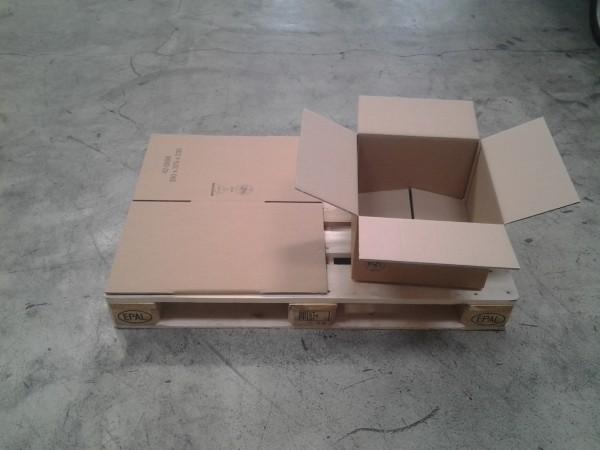 Faltkarton 390 x 375 x 235 mm W2
