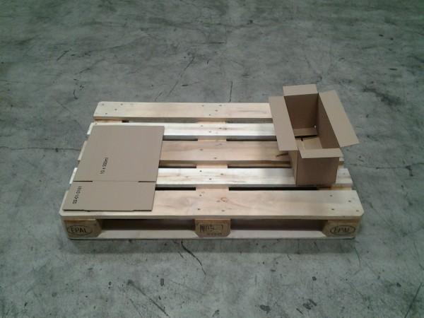 Faltkarton 392 x 156 x 185 mm W1
