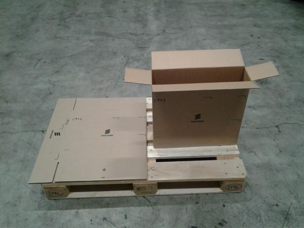 Faltkarton 530 x 140 x 480 mm W1