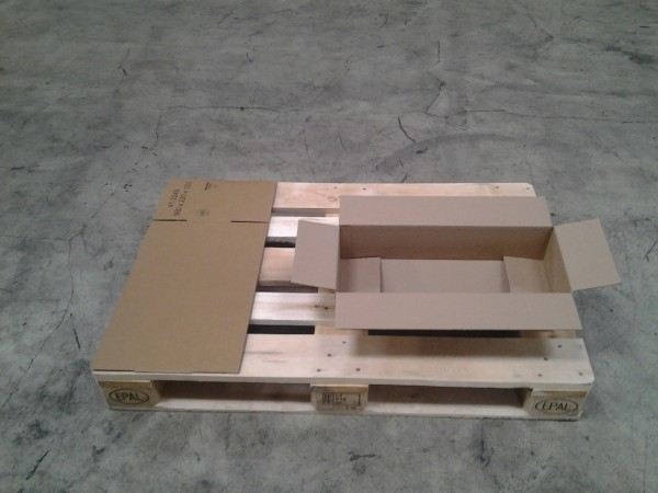 Faltkarton 560 x 220 x 123 mm W1