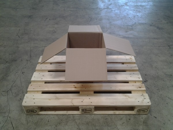 Faltkarton 360 x 300 x 400 mm W2