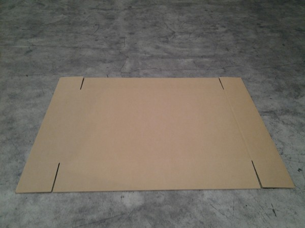Faltkarton 1180 x 780 x 200 mm W2