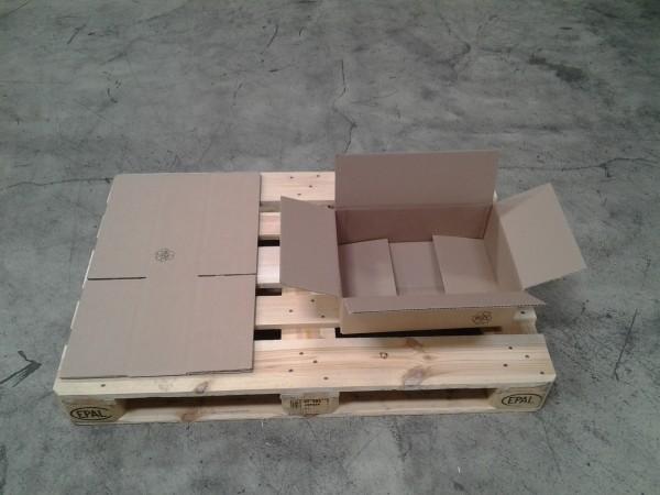 Faltkarton 430 x 300 x 130 mm W1