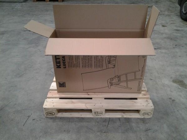 Faltkarton 1000 x 260 x 680 mm W2