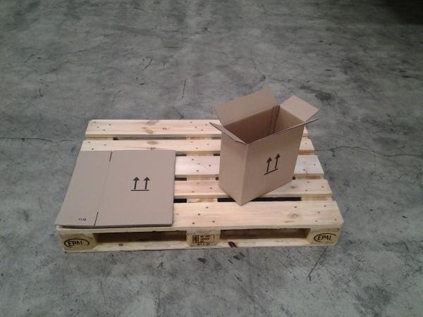 Faltkarton 300 x 150 x 320 mm W2