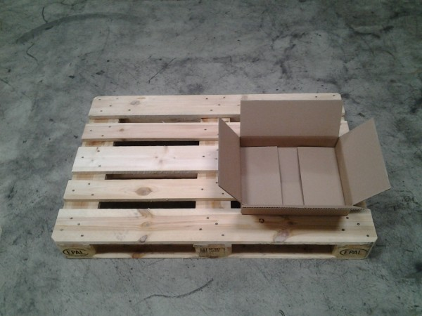 Faltkarton 395 x 305 x 65 mm W1