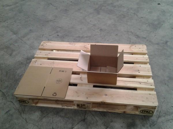 Faltkarton 250 x 200 x 150 mm W1