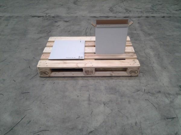Faltkarton 370 x 55 x 360 mm W2