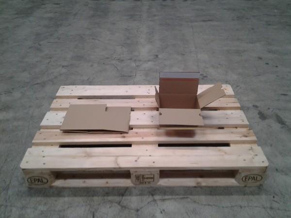 Faltkarton 226 x 154 x 114 mm W1