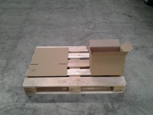 Faltkarton 365 x 210 x 250 mm W2