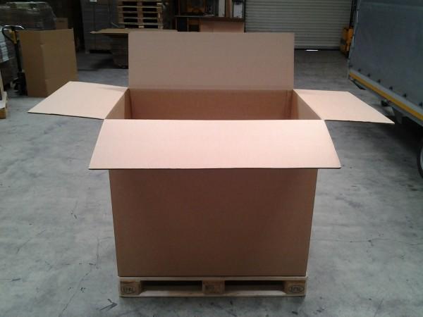 Faltkarton 1170 x 775 x 1000 mm W2