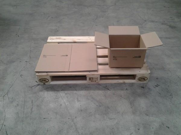 Faltkarton 350 x 300 x 220 mm W2