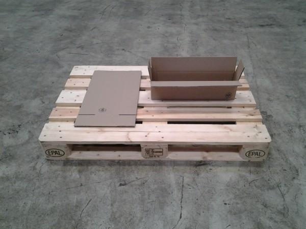 Faltkarton 500 x 90 x 120 mm W2