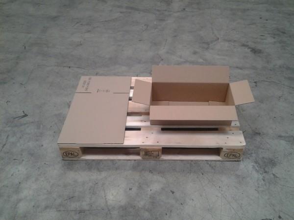 Faltkarton 540 x 240 x 165 mm W1