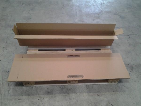 Faltkarton 1325 x 100 x 200 mm W2